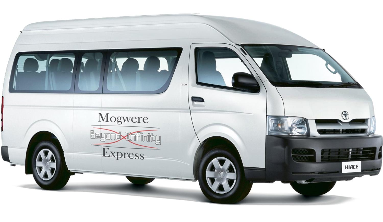 mini bus for hire